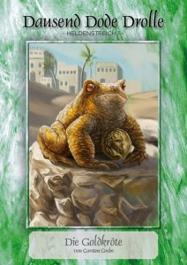 Cover Heldenstreich 1: Die Goldkröte