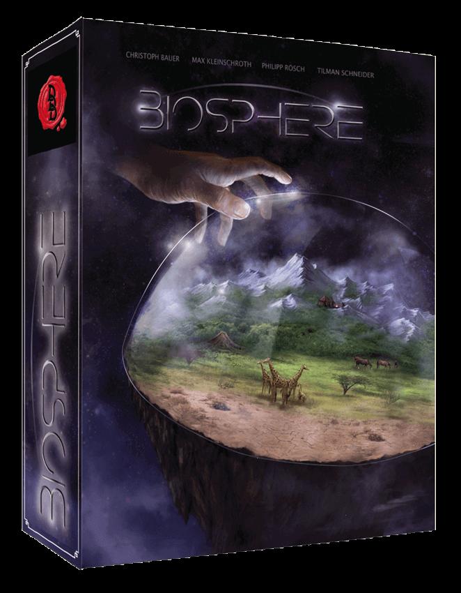 Cover Brettspiel Biosphere