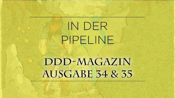 Rubrik: In der Pipeline