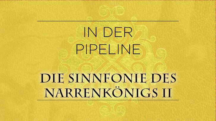 Rubrik: In der Pipeline