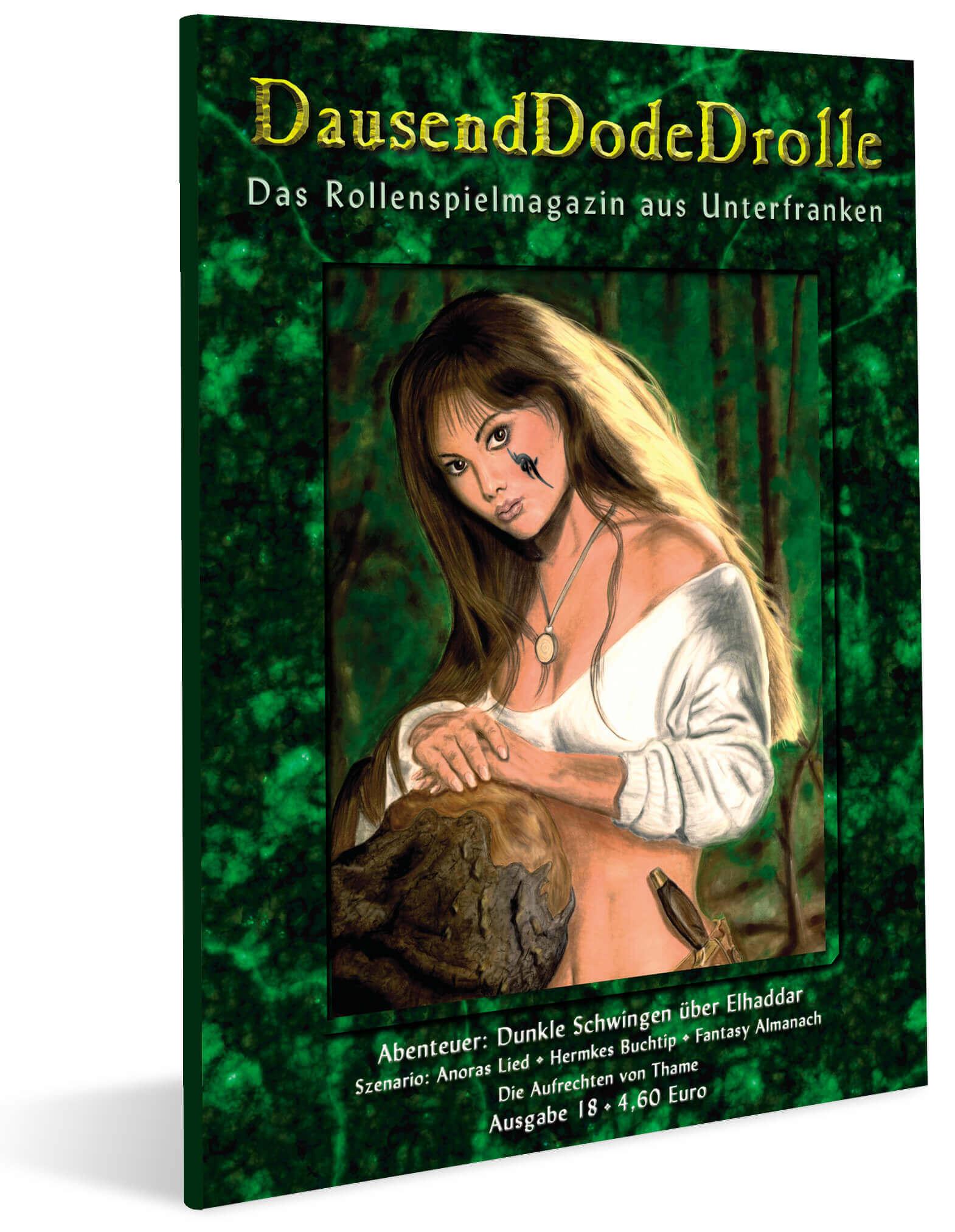 Cover DDD Magazin Ausgabe 18