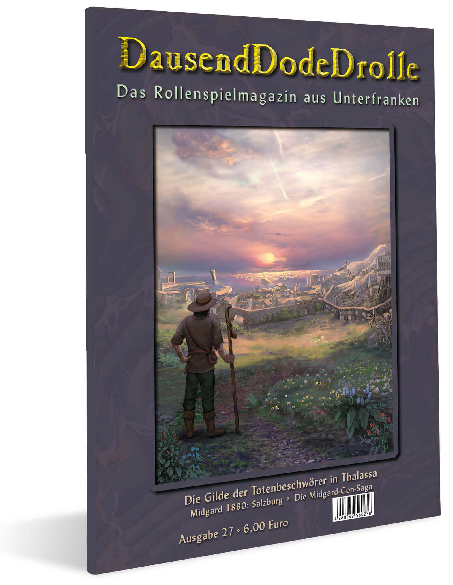 Cover DDD Magazin Ausgabe 27