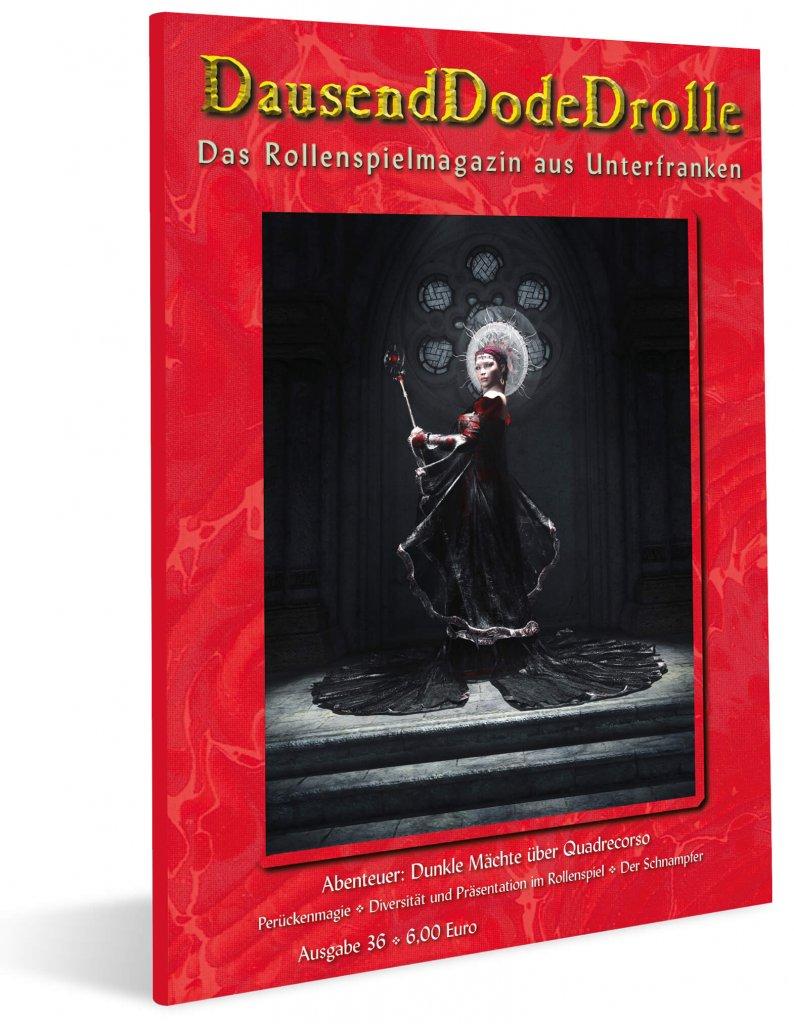 Cover DDD Magazin Ausgabe 36
