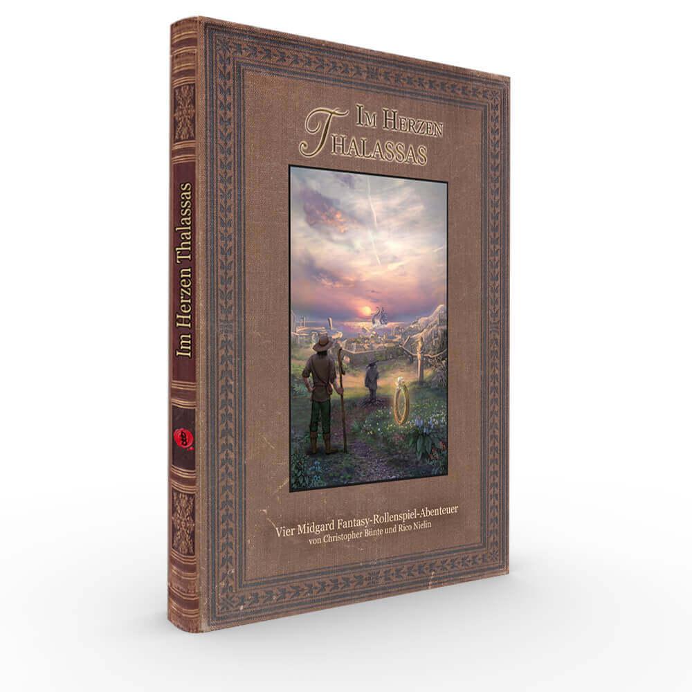 Cover Midgard Abenteuerband Im Herzen Thalassas