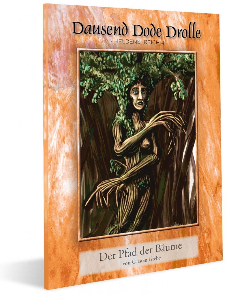 Cover DDD Heldenstreich 4 - Der Pfad der Bäume