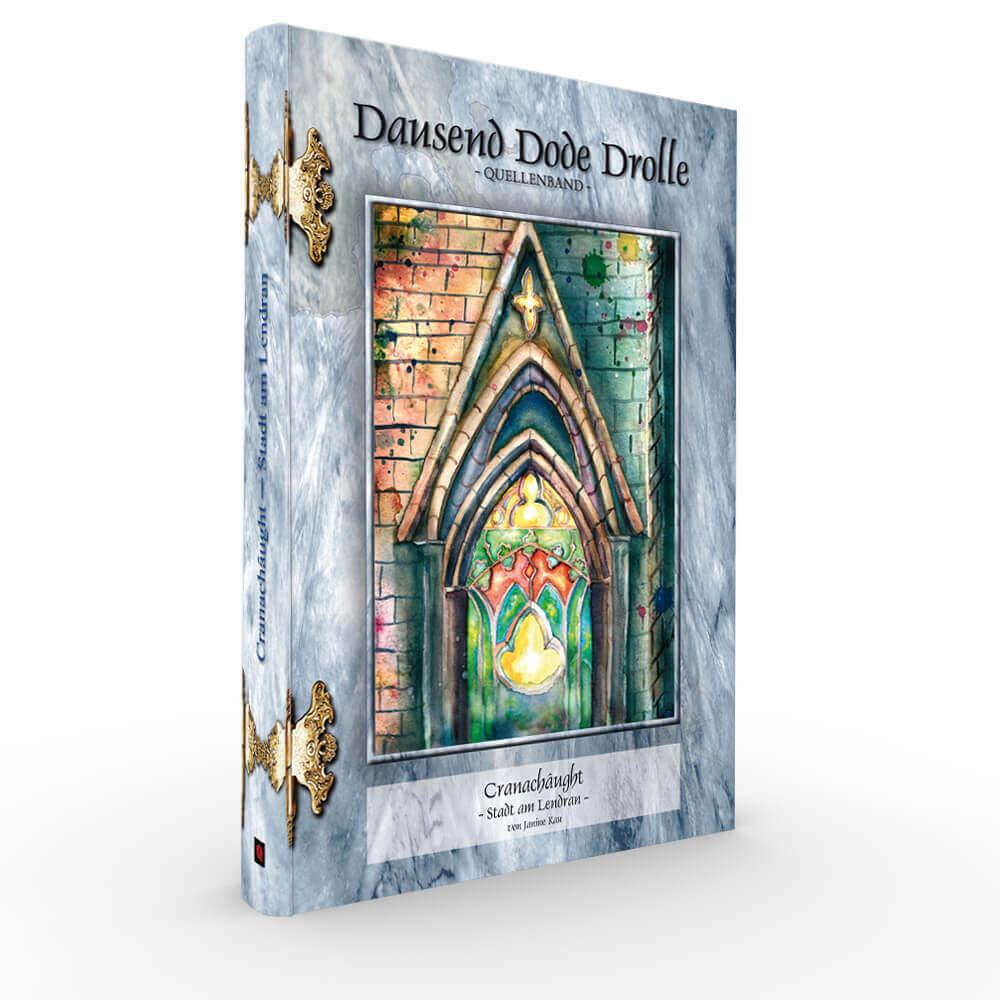 Cover Midgard Quellenband Cranachâught - Stadt am Lendran