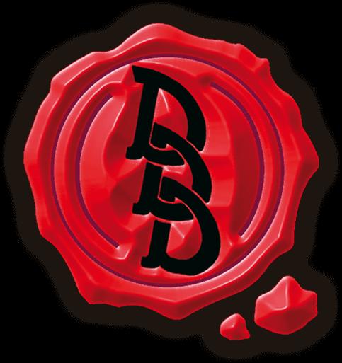 Logo des DDD Verlages