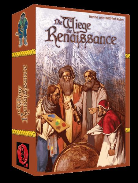 Cover Kartenspiel Die Wiege der Renaissance