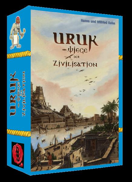 Cover Kartenspiel Uruk - Wiege der Zivilisation